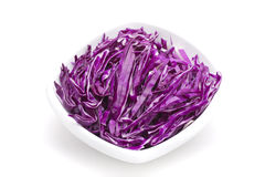 Red cabbage Royalty Free Stock Image
