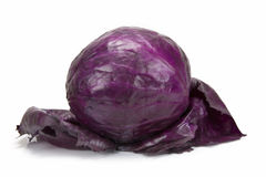 Red cabbage Royalty Free Stock Images