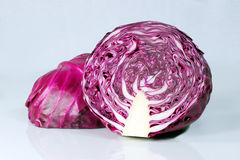 Red Cabbage 3 royalty free stock images