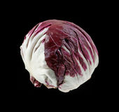 Red cabbage black Royalty Free Stock Photos