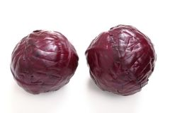 Red cabbage. Stock Image