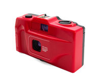 Free Red Camera Stock Photography - 13160962