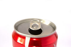Red can Stock Image