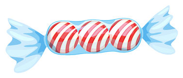 A red candy Royalty Free Stock Photography