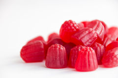 Red candy Stock Photo