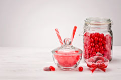 Red Candy Royalty Free Stock Photo