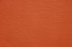 Red canvas. Washable lavepaper. For texture or background Stock Images