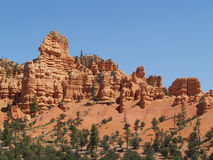 Red Canyon Stock Photography