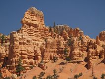 Red Canyon Royalty Free Stock Images