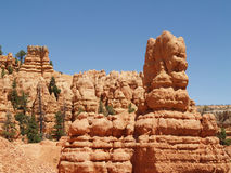 Red Canyon Stock Images