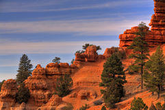 Red Canyon. State park in Utah Stock Photo