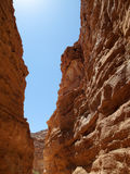 Red canyon Royalty Free Stock Photo