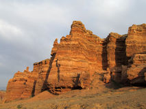 Red Canyon Charyn (Sharyn) National Park Stock Image
