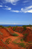 Red Canyon in Mui Ne, Vietnam. Stock Images