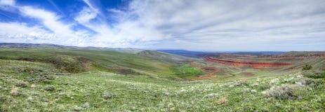 Red Canyon Stock Photos