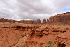 Red Canyon Royalty Free Stock Photos