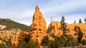Red Canyon in Utah Royalty Free Stock Photo