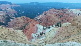 Cedar Breaks - National Monument royalty free stock image
