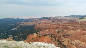 Cedar Breaks - National Monument royalty free stock image