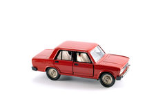 The red car Royalty Free Stock Photography