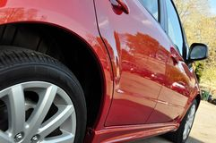 Free Red Car Stock Photos - 16439213