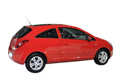 Free Red Car Stock Photography - 4669112