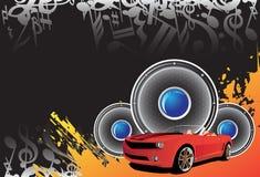 Red car Stock Photos