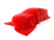 New car presentation Royalty Free Stock Image