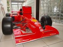 Red car - Formula 1 Stock Photos