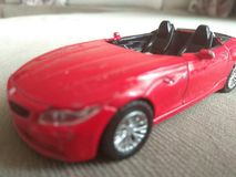 red car royalty free stock photos