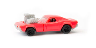 Red car toy Royalty Free Stock Image