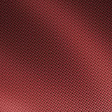 Red carbon fiber Royalty Free Stock Image