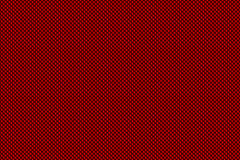 Red carbon fiber background and texture for material design. Royalty Free Stock Photo