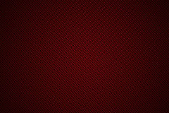 Red carbon fiber with black gradient color, background and textu Stock Photo