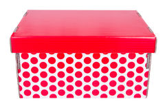 Red box Stock Photos