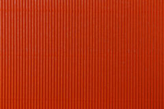 Red cardboard texture Royalty Free Stock Photo
