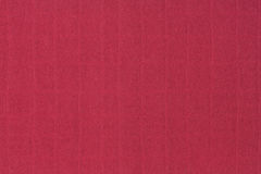 Red cardboard texture Royalty Free Stock Photography