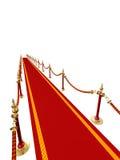 Red carpet Royalty Free Stock Image