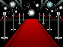 Free Red Carpet Royalty Free Stock Images - 16024059