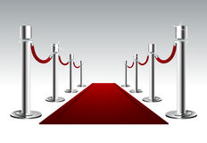 Free Red Carpet Royalty Free Stock Photography - 16299077