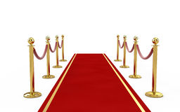 Free Red Carpet Royalty Free Stock Photo - 27280685