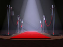 Free Red Carpet Royalty Free Stock Photography - 4942257