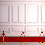 Red carpet abstract awards. Royalty Free Stock Images