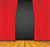 Red carpet. Illustration. This is file of EPS10 format Royalty Free Stock Photo