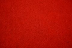 Red carpet texture Stock Photography