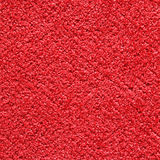 Red carpet texture Stock Image