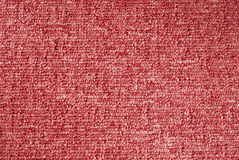 Red carpet texture. Close up of the red carpet texture Stock Photo