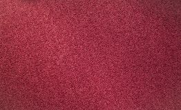 Red carpet texture. Indoor carpeting shoot in daylight. Red carpet texture. Indoor carpeting shoot in daylight stock photo