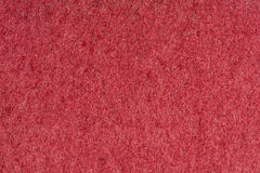 Red carpet texture Royalty Free Stock Images