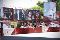 Red Carpet, 70th Venice film festival Royalty Free Stock Image